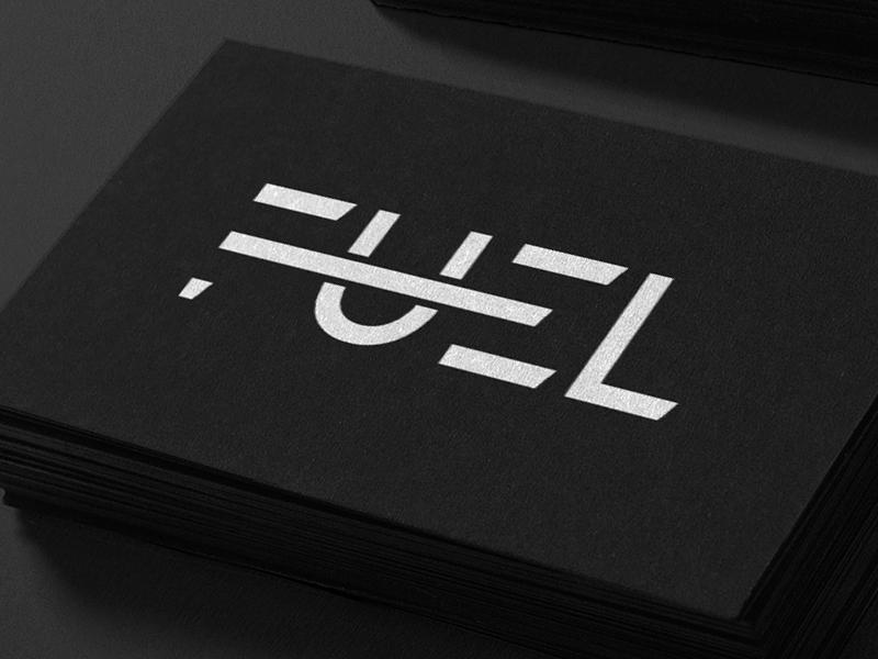 Fashion Wordmark apparel fashion edgy identity logo wordmark logotype branding effendy ali