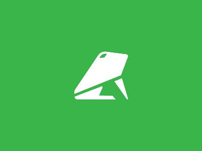Frog frog toad ali effendy logo mark symbol green project unused animal