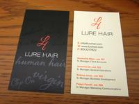 Lure Hair Spot UV finish