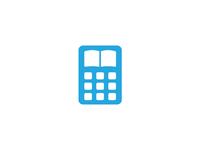 Calculator + Book