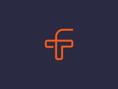 FT mark effendy ali identity brandmark logomark logo monoline monogram