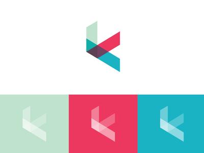 Klar Tech Logomark  transparency effendy ali nutraceuticals logo logomark k health abstract geometry pharmaceutical nutrition