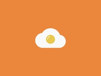 Cloud + Egg