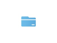 Folder + Credit Card
