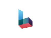 b logomark