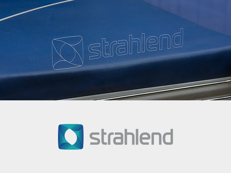 Strahlend Infant Baby Warmer  equipment medical baby pakistan acrylic glass laser engraved branding logo abstract strahlend