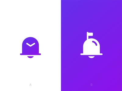 Bell + Mail Logo Mark