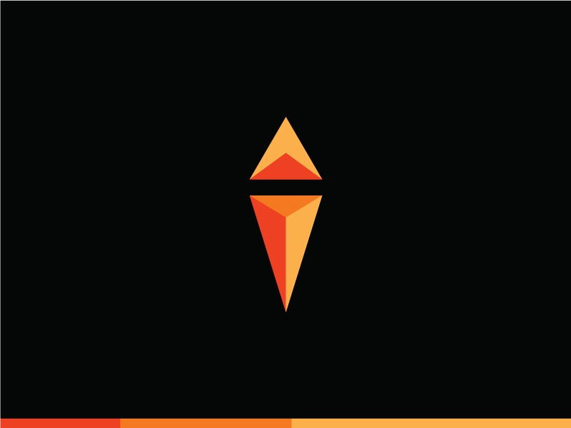Navigation - Logomark logo designer arrow compass identity design location brand identity abstract startup gps navigation logo design effendy ali symbol icon branding identity app