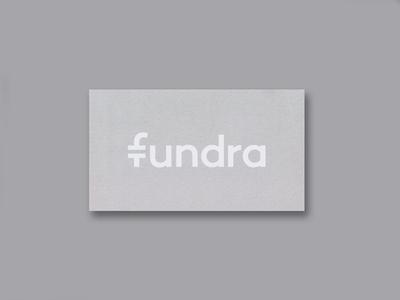 Fundra - Wordmark