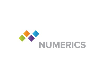 NUMERICS numerics finance vibrant firm consulting banks hedge funds ali effendy private professional initials n logo services identity abstract arrow mark symbol