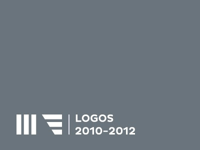 Logos of 2010-2012 collection selection ali effendy logos identity identities branding brand identity 2010 2012