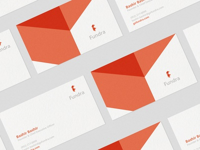 Fundra Business Cards