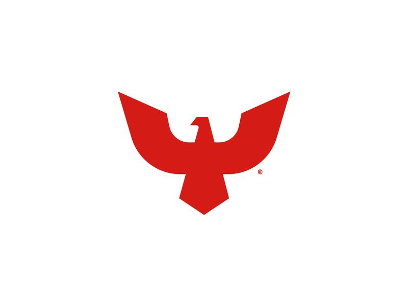 Shaheen Symbol Final falcon logo brand identity wings geometric solid logo design bird symbol luxury logo effendy gold identity minimal eagle predator animal branding shaheen falcon