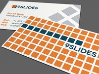 9SLIDES Business Card