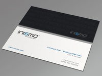 INISMO Business Card