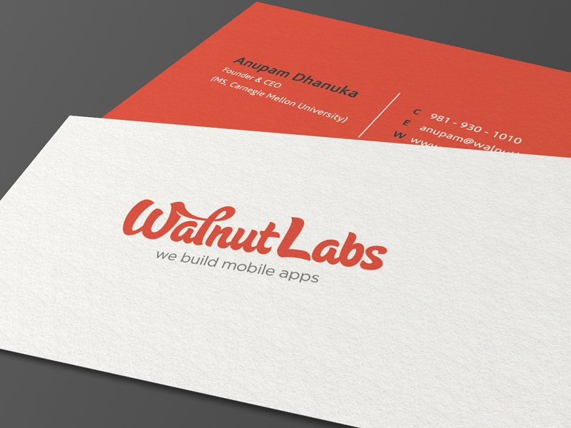 Muhammad Ali Effendy / Projects / Business Cards - Dribbble