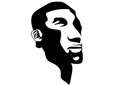 Face logo draw graphicdesign design logo