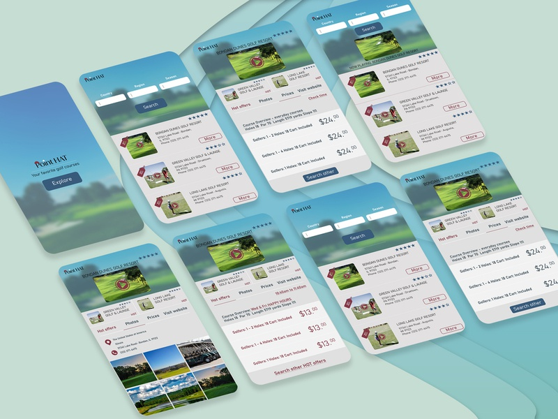 Point HAT. Mobile apllication design application app design uiux ui logo design branding graphicdesign photoshop