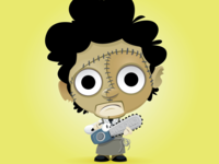 Trick or Treat Day 19 - Leatherface