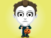 Trick or Treat Day 31 - Michael Myers - Halloween!