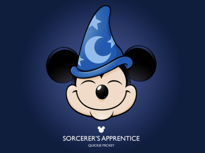 Quickie Mickey - Sorcerer's Apprentice