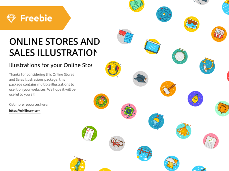 Online Stores and Sales - 252 Illustrations online shopping illustrations/ui illustrations online shop sales icons online store web stores marketplace online portals