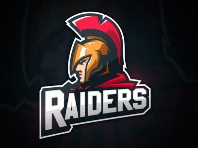 """Raiders"" eSports Logo illustration logo esport mascot logo mascotlogo mascot design mascot esports esportlogo design"