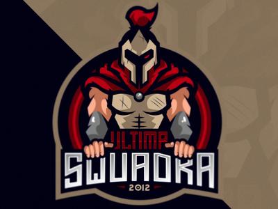 """Ultimp Swuadra"" eSports Logo"
