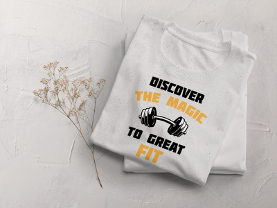 Typographic T Shirt Design t shirt art tshirtdesign t shirt logodesign flat logotype illustration graphicdesign design branding logo brand identity
