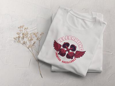 Illustration Typographic T Shirt Design typography t shirt design ideas t shirt art t shirt design logodesign flat logotype illustration graphicdesign design branding logo brand identity