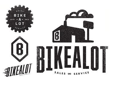 Bikealot logo icons good times
