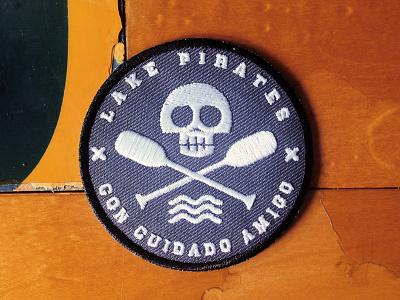 Lake Pirates! patch lake pirates good times