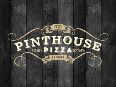 Pinthouse Pizza logo fancypants