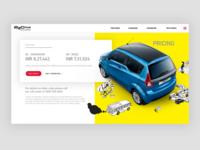 Mahindra Electric Car Price Page