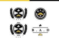 BAD Logo Concepts