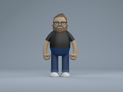 It's Me 3d model self