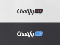 Logo for Chatify 💬