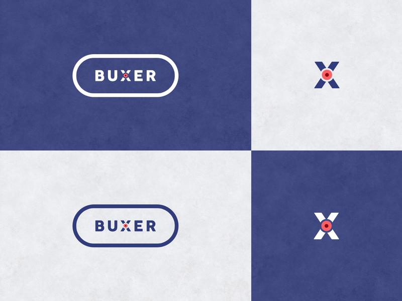 Logo - Branding typogaphy logotype x simple flat logo design branding logo