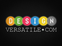 My 1st shot, LOGO : for my personal website