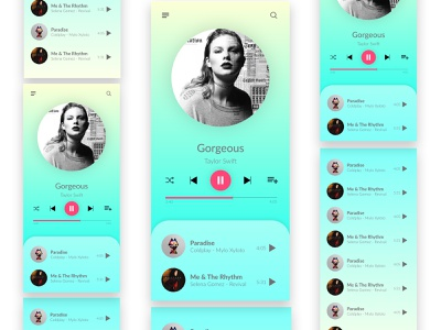 Daily UI - 009 design app dailyuichallenge