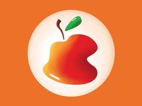 Apple juice illustrations