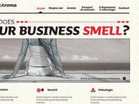 Aroma business