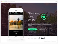 Placelove (landing page)