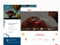 Random webdesign