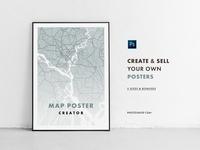 Map Poster Creator