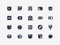 Stannum Vector Icons