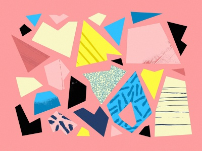 Geometric Abstract Shapes abstraction abstract cliparts download clipart shape elements collage geometic geometry memphis shapes supermatism vector vibrant