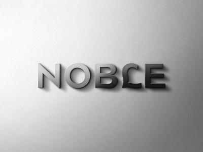 Matte Metallic Sign Mockup texture wall presentation showcase 3d sign brand branding logo template psd mockup download pixelbuddha