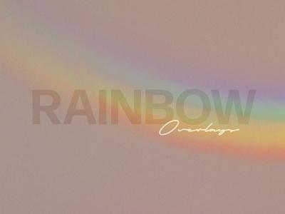 Rainbow Photoshop Overlays pixelbuddha download mockup light sunlight rainbow texture overlay shadow