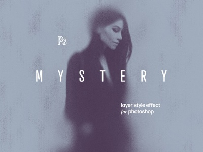 Mystery Photoshop Effect plus blur duotone ghost style layer action photo effect download pixelbuddha
